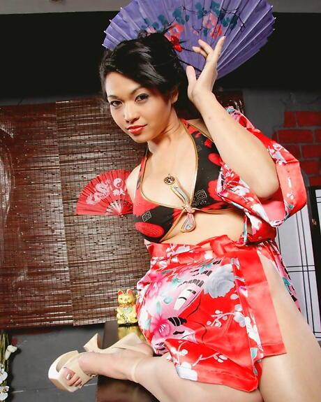 Asian Big Ass Porn