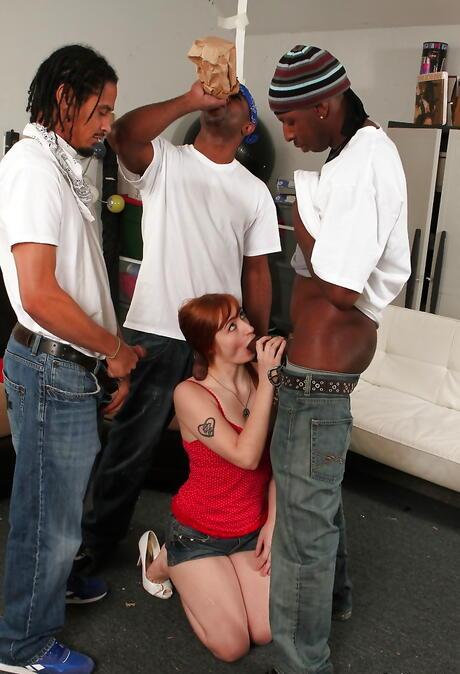 Milf Interracial Sex Porn