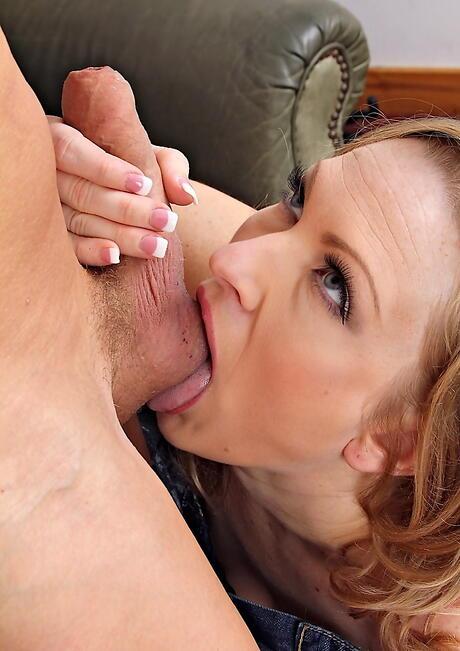 Ball Licking Milf Porn