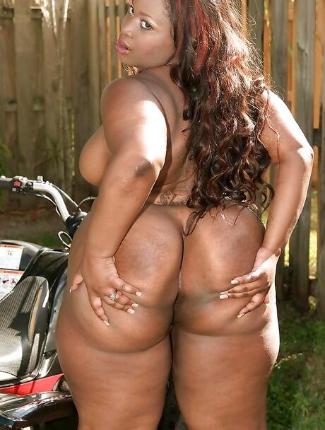 Ebony Milf Ass Porn