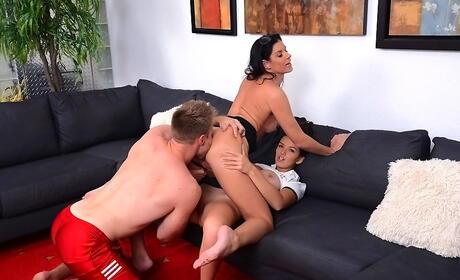 Milf Ass Licking Porn