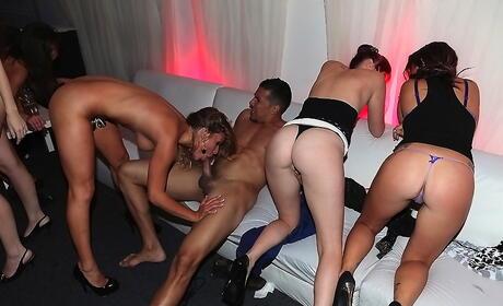 Big Ass Party Porn