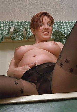 Milf Pantyhose Porn
