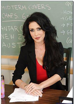 Big Ass Teacher Porn