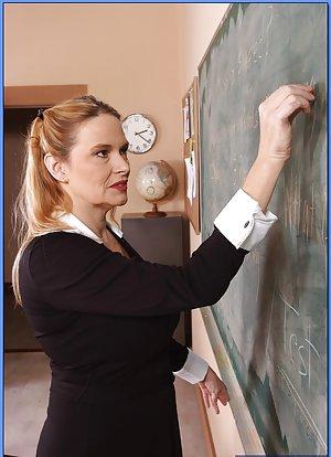Teacher Milf Ass Porn