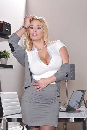 Office Big Ass Porn