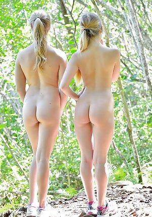 Ass Outdoor Porn